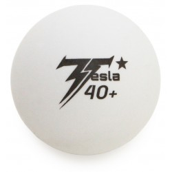 WHITE TRAINING BALL 40+ BOX...